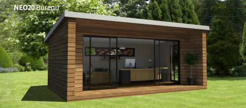 Exemple bungalow Design